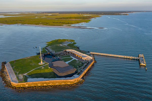 Fort-Sumter-South-Carolina-Historic-South-Tour