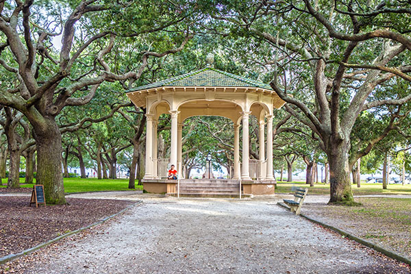 White-Point-Gardens-Charleston-South-Carolina-Historic-South-Tour
