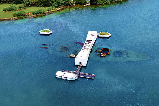 ymt-blog-what-you-should-expect-when-visiting-pearl-harbor-uss-arizona-memorial-aerial