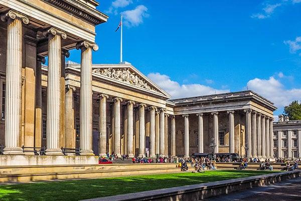 British-museum-london-england