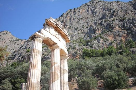Delphi-greece-by-Diana Cowgill