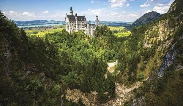 Germany's Favorite Castle: Neuschwanstein