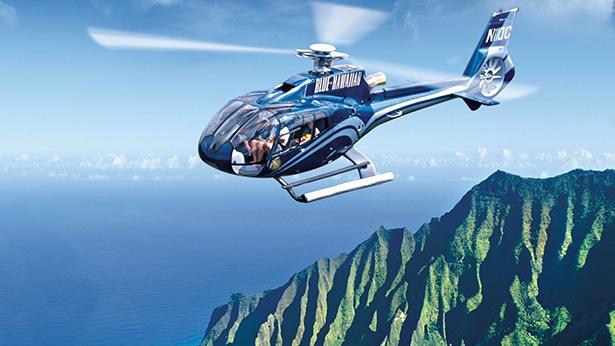 Helicopter Ride Kauai Kalalau