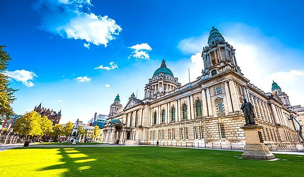 Belfast Is Among 2017's Top Destinations