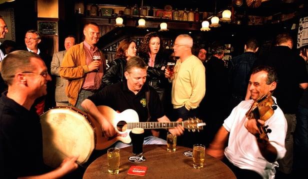 Irish pub Music