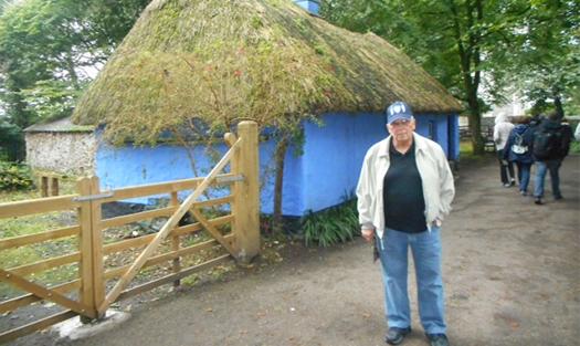 bunratty folk park ireland