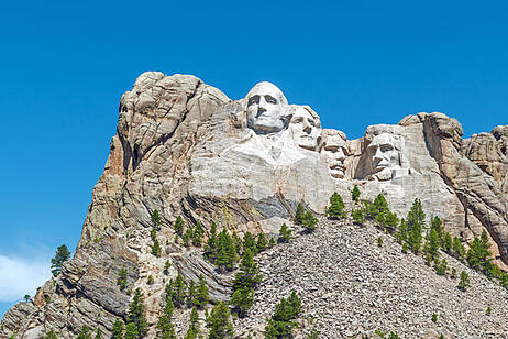 Mount-Rushmore-South Dakota