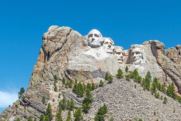 Mount-Rushmore-South Dakota