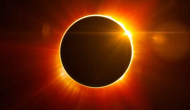 Total Solar Eclipse 2017 Wyoming
