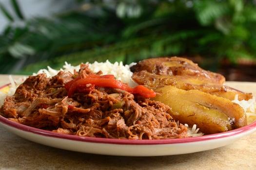 Ropa Vieja, Cuban Dish
