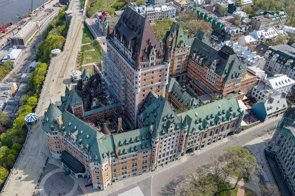 Chateau-Frontenac-Quebec City