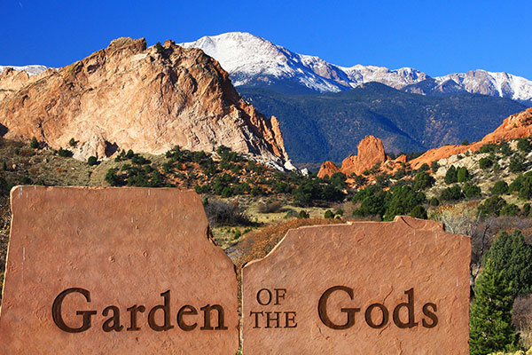 Garden of the gods-colorado