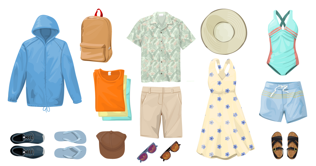 Hawaii-packing-tips