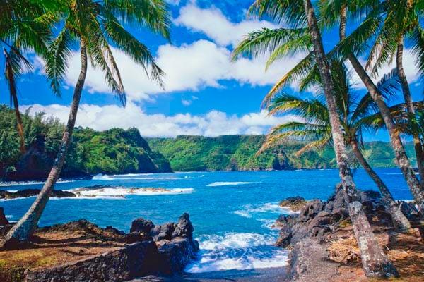 Beach in-Maui-Hawaii