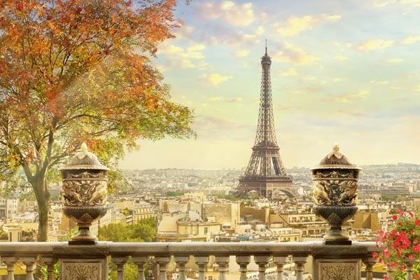 Paris-France-Eiffel Tower
