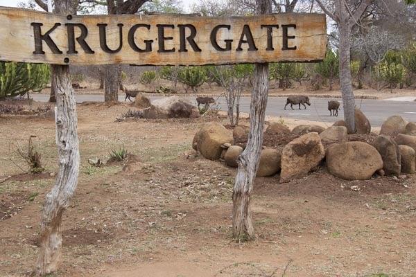 Kruger-National-Park-Gate-South-Africa