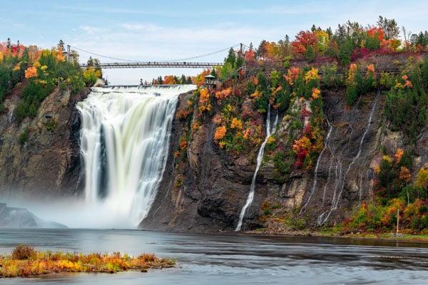 Montmorency-Falls-Quebec