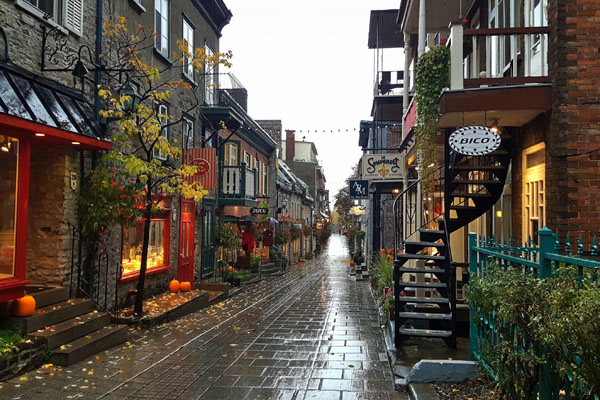 Petit-Champlain-What to do in Quebec City