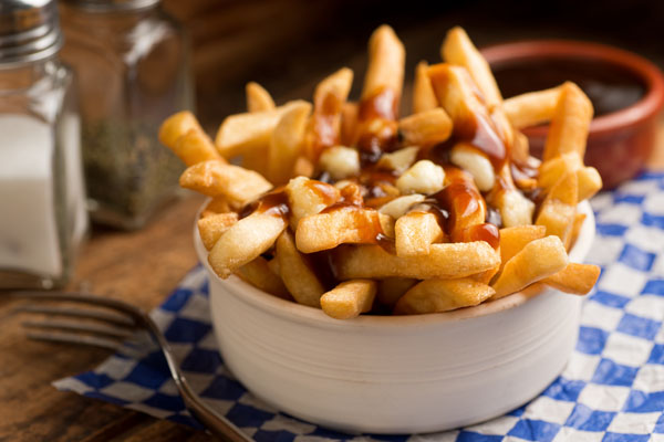Poutine-in-Quebec