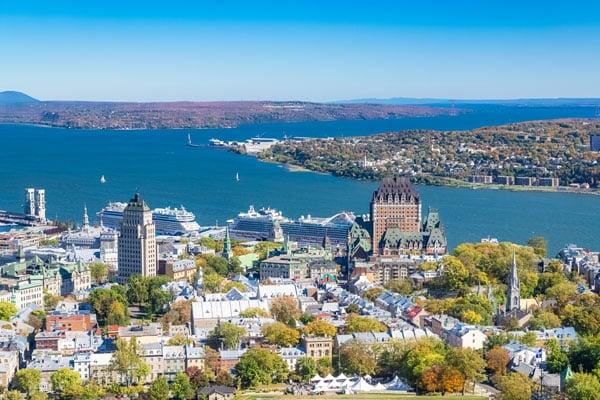 Quebec City, Quebec Canada