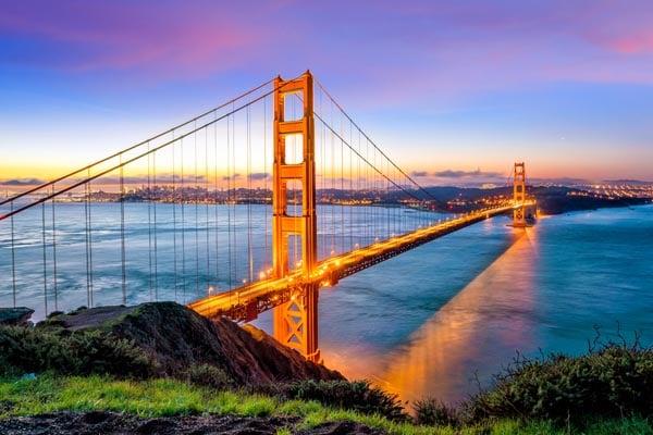 San-Francisco-CA-Golden Gate Bridge