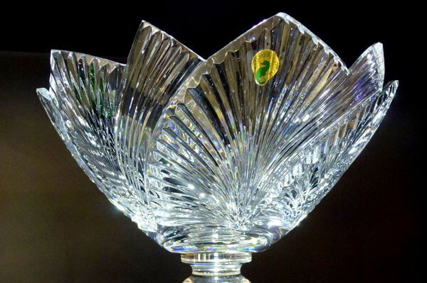 Waterford_Crystal_Vase_with identifying sticker