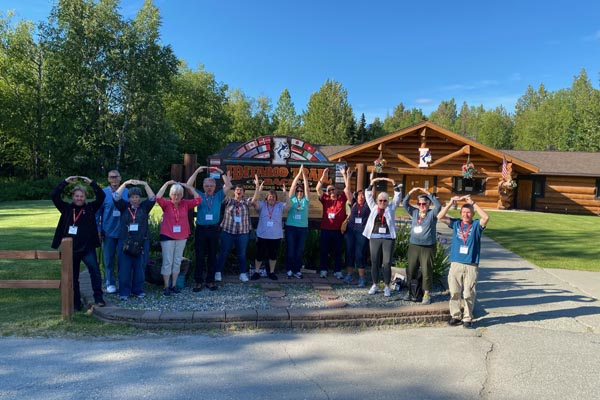 YMT Guests from Ohio Alaska Discovery Tour