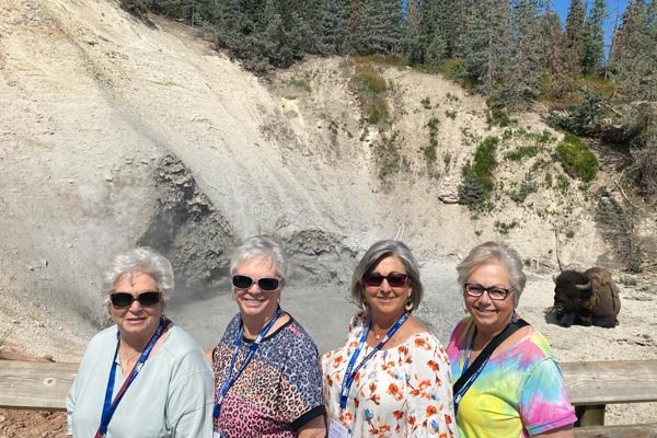 YMT Guests on Rocky Mountains and Black Hills Tour