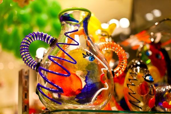 Famous Murano Glass