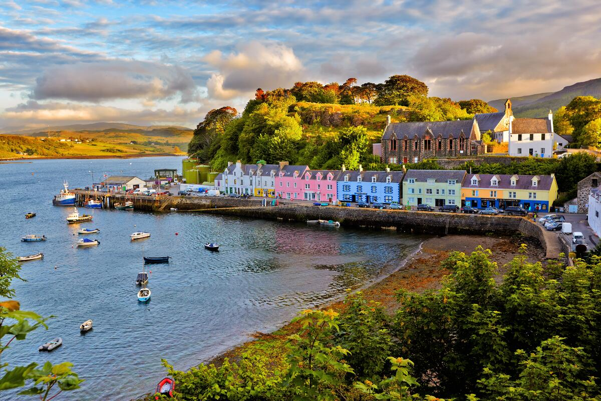 Sights of Scotland with YMT Vacations