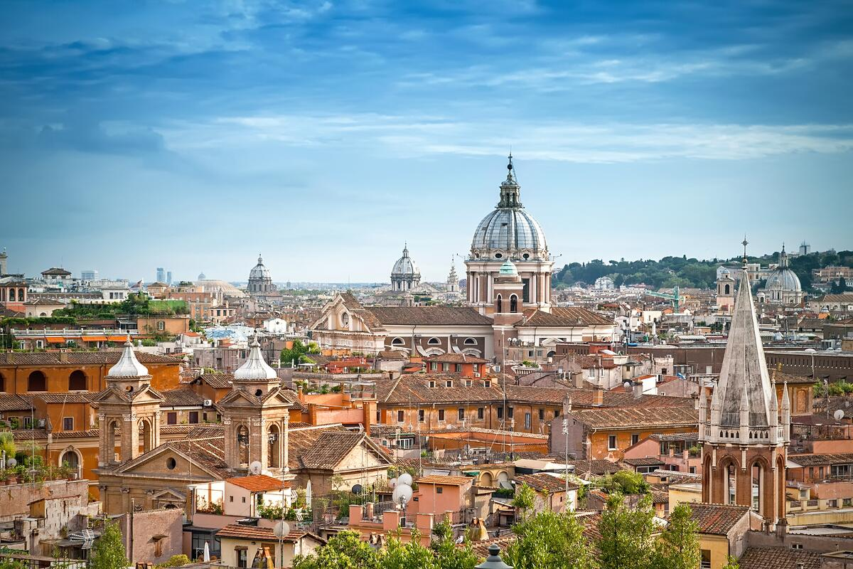 Bella Italia Tour with YMT Vacations