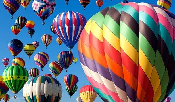 The International Albuquerque Balloon Fiesta