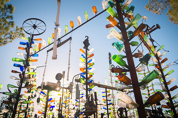ymt-blog-best-attractions-alon-historic-route-66-elmers-bottle-tree-ranch