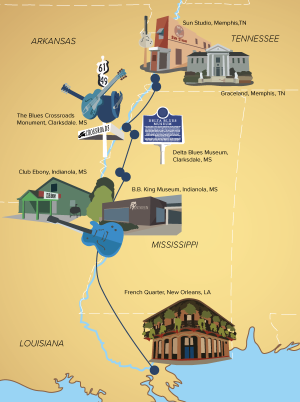 ymt-blog-historic-sites-of-the-blues-highway-map-cities-places