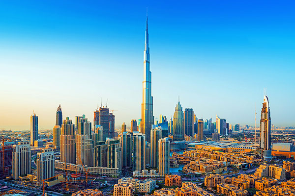Burj Khalifa World S Tallest Building