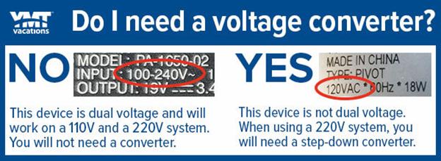 power converter plug