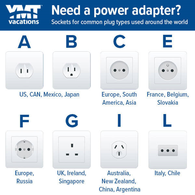 international converter plug